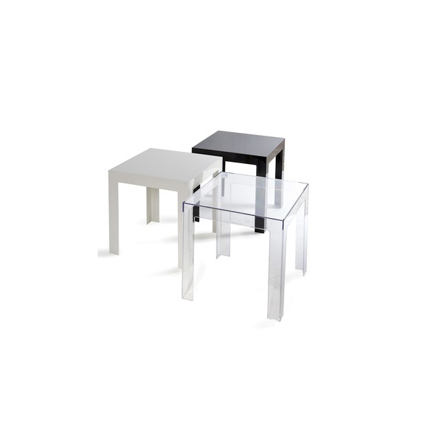 Kartell Tavoli Da Esterno.Tavolino Jolly By Kartell Hippopotamus Noleggio